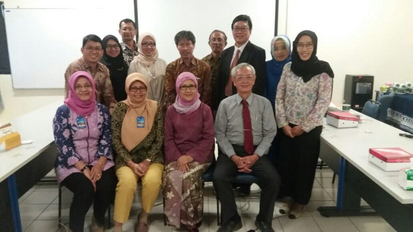 Kerjasama dengan National Pingtung University of Science and Technology, Taiwan